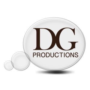 DG Productions logo 2